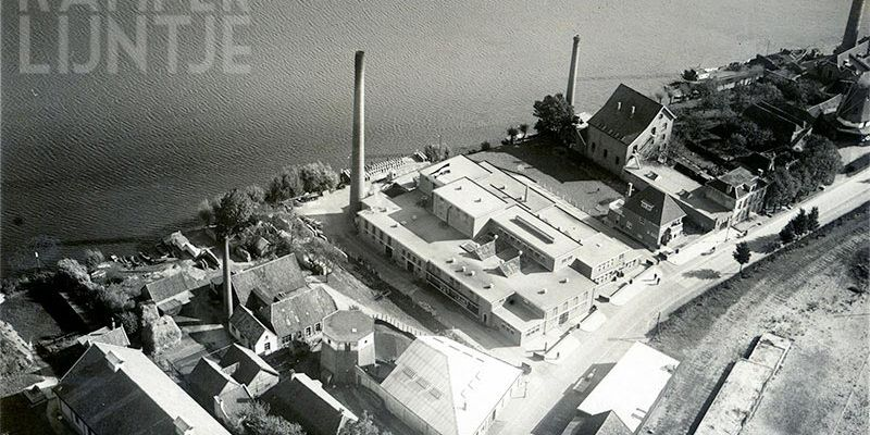 5f. Voormalig emplacement Kampen Zuid vlak na afbraak in 1934