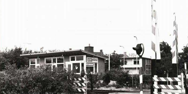 7. Station Veerallee in 1973